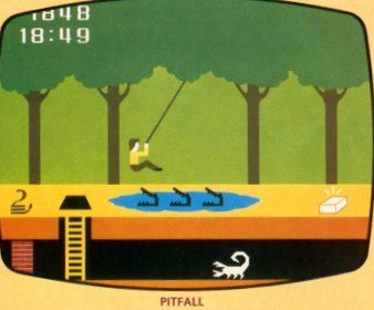 pitfall game